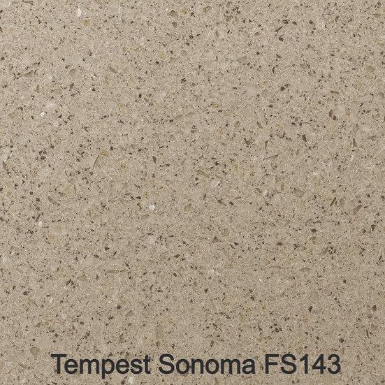 12 mm Staronplatte Tempest Sonoma FS143