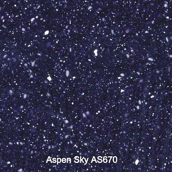 12 mm Staronplatte Aspen Sky AS 670