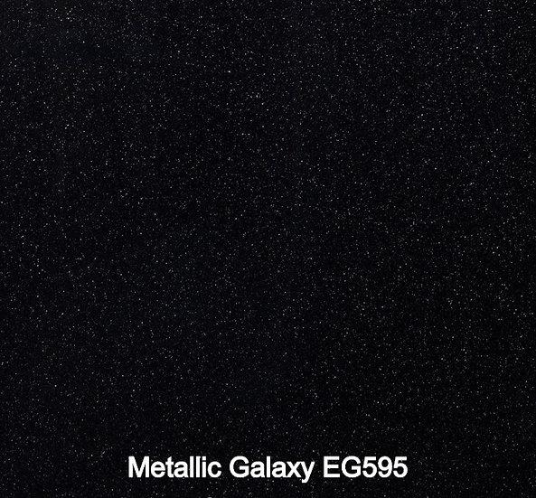 12 mm Staronplatte Metallic Galaxy EG 595