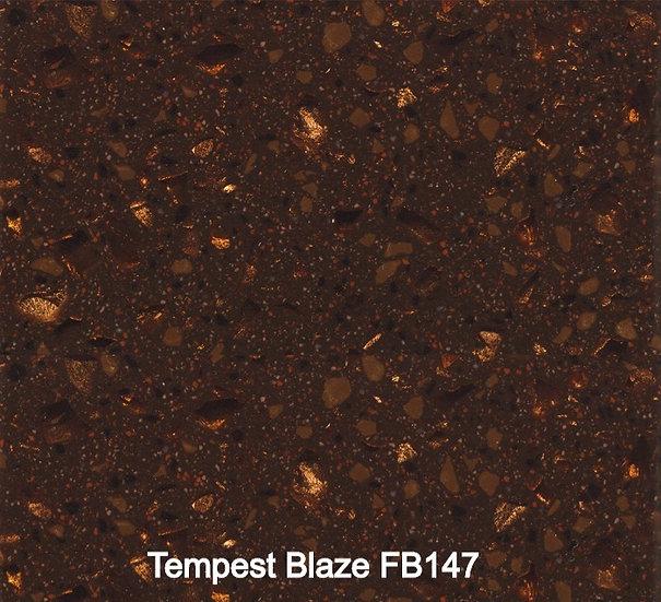 12 mm Staronplatte Tempest Blaze FB 147