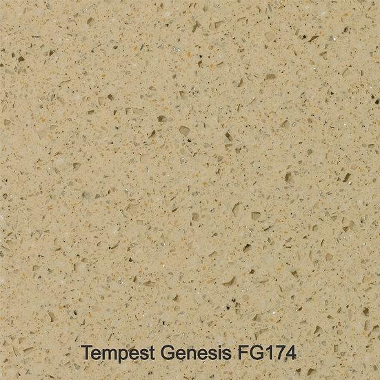 12 mm Staronplatte Tempest Genesis FG 174