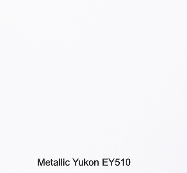 12 mm Staronplatte Metallic Yukon  EY 510