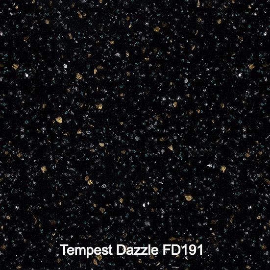12 mm Staronplatte Tempest Dazzle FD 191