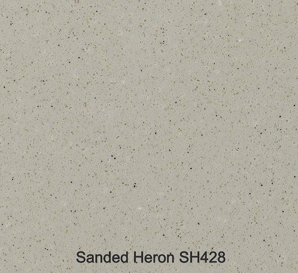 12 mm Staronplatte Sanded Heron SH 428