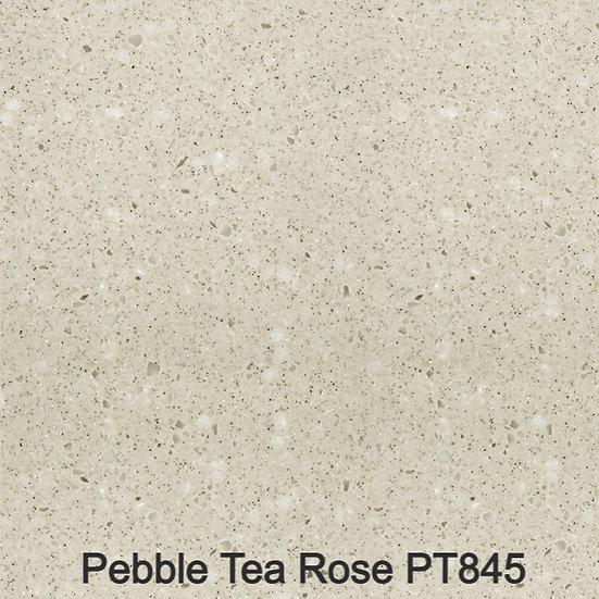 12 mm Staronplatte Pebble Tea Rose PT845
