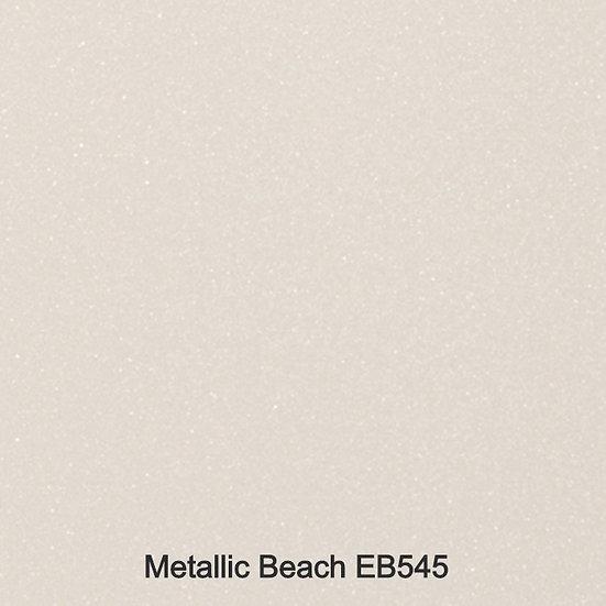 12 mm Staronplatte Metallic Beach EB 545