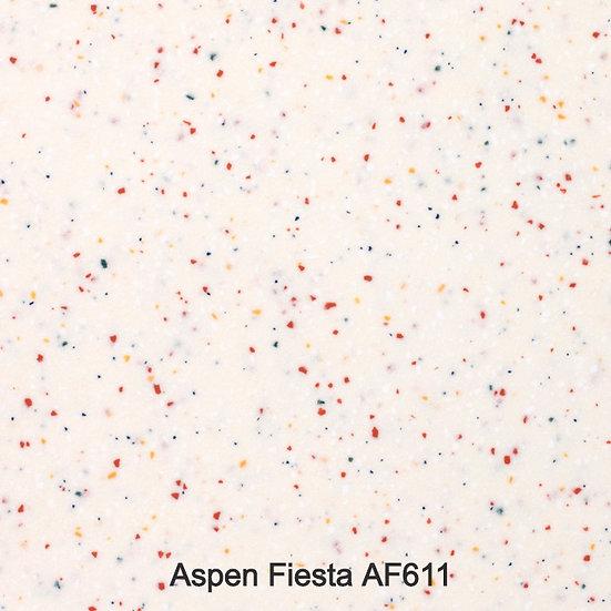 12 mm Staronplatte Aspen Fiesta AF 611