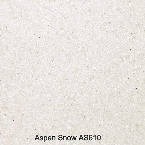12 mm Staronplatte Aspen Snow AS 610
