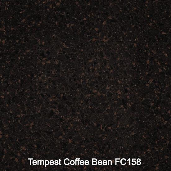 12 mm Staronplatte Tempest Coffee Bean FC 158