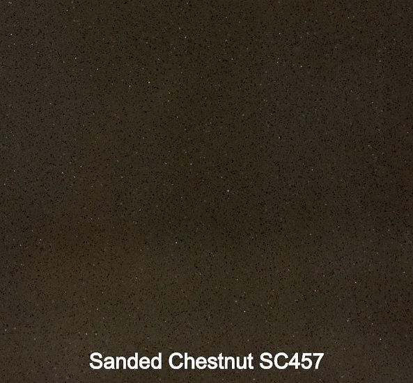 12 mm Staronplatte Sanded Chestnut SC457