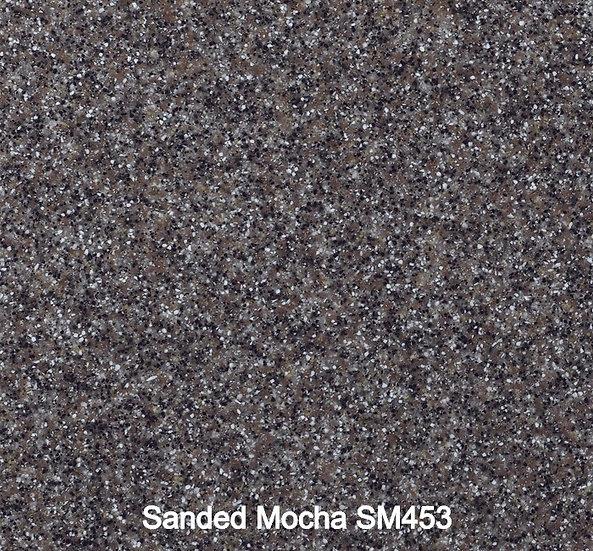 12 mm Staronplatte Sanded Mocha SM 453
