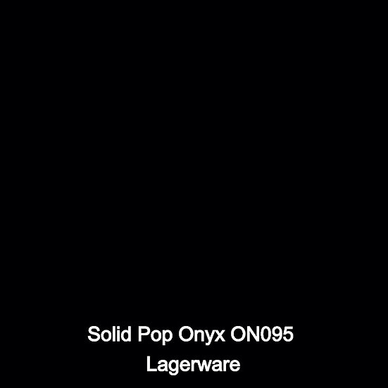 12 mm Staronplatte Solid Pop Onyx ON 095