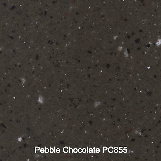 12 mm Staronplatte Pebble Chocolate PC 855