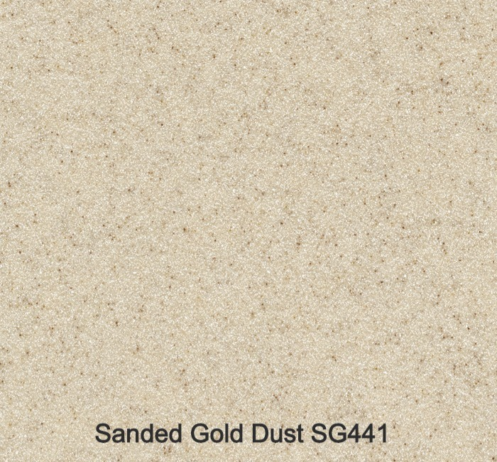 Sanded Gold Dust