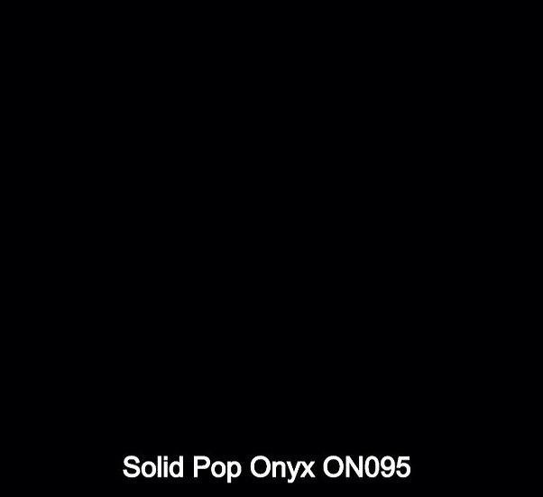 6 mm Staronplatte Solid Pop Onyx ON095