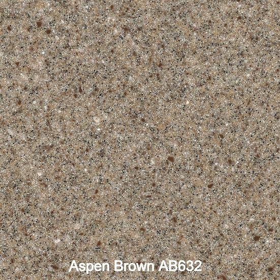 12 mm Staronplatte Aspen Brown  AB 632