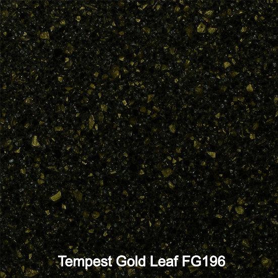 12 mm Staronplatte Tempest Gold Leaf FG 196