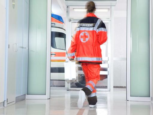 Antwerpia : 6-latek wypadł z 5 piętra