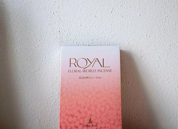 香水香   花世界 ROYAL Cone 36裝