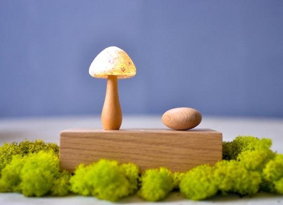 蘑菇 互動式小夜燈
