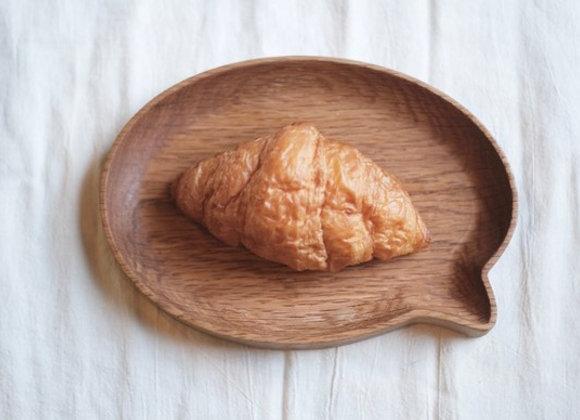對話框 (大) 木質餐盤