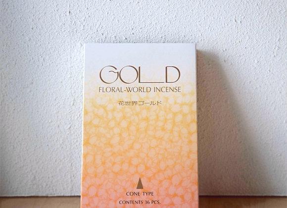 香水香 花世界 Gold Cone 36裝
