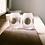 Thumbnail: 日月石塚硝子 和小紋玻璃杯 日月對杯組 (大)