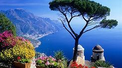 Amalfi Coast Holiday Italy Yoga