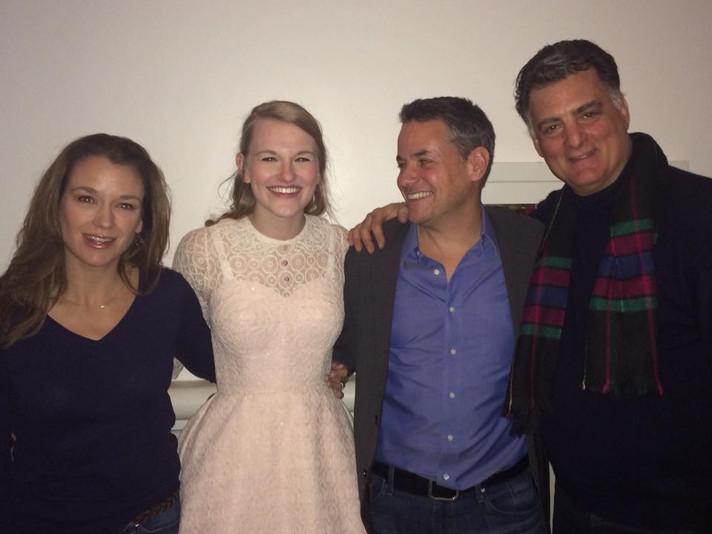 Meeting Original Cast Members