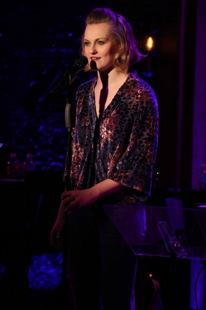 """54 Sing Nashville"" at 54 Below"