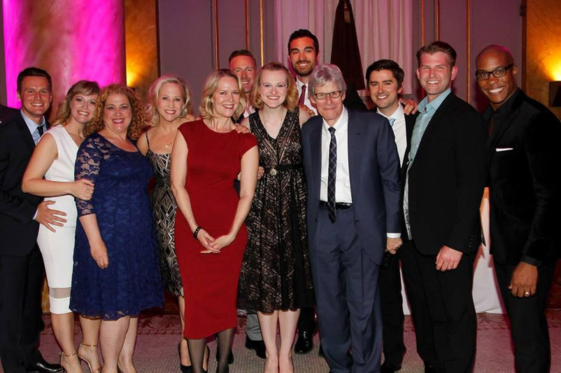 Symphony Space Gala honoring Ted Chapin