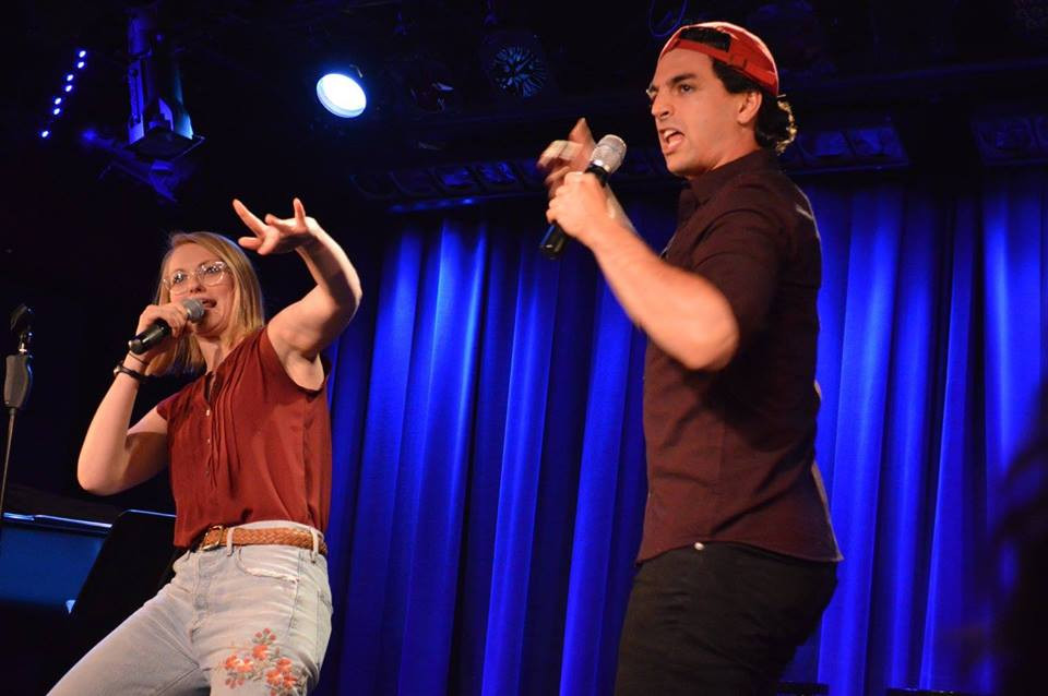 """Misfist"" at The Laurie Beechman Theatre"