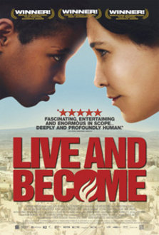 Live and Become - DVD