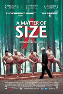 A Matter of Size - Poster