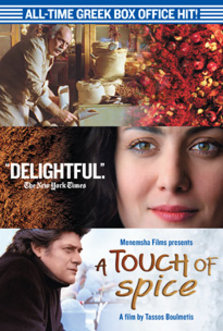 A Touch of Spice - DVD