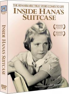 Inside Hana's Suitcase - DVD