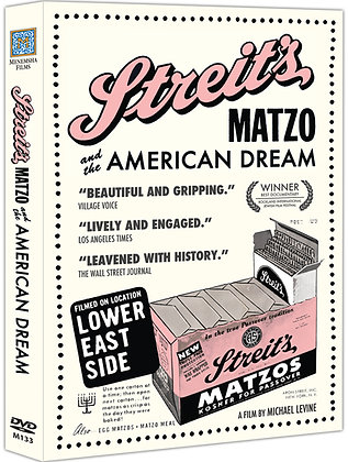 Streit's: Matzo and the American Dream (DVD)