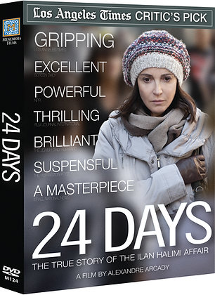 24 Days - DVD