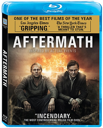 Aftermath - Blu-ray