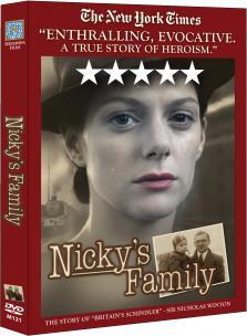 Nicky's Family - DVD