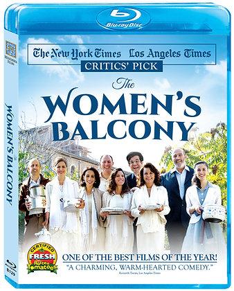 The Women's Balcony (Blu-ray)