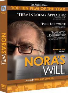 Nora's Will - DVD