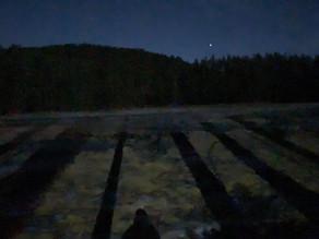 Long Black Shadows Video Filming