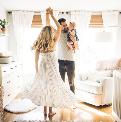 Family Dancing is the best!