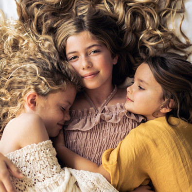 Hair models or just your kiddos?