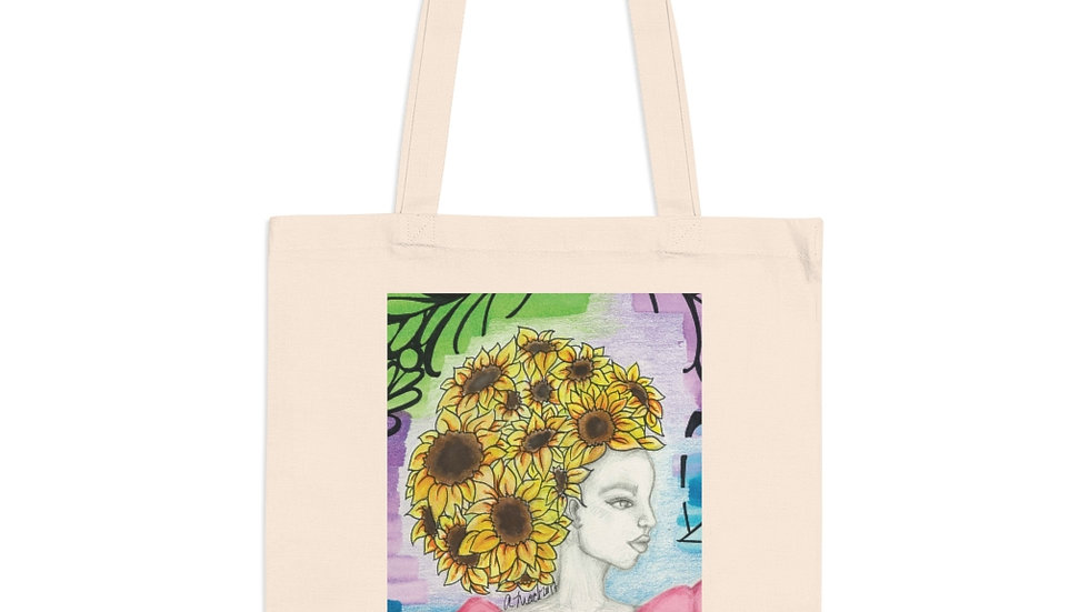 Sunflower - Reusable Bag