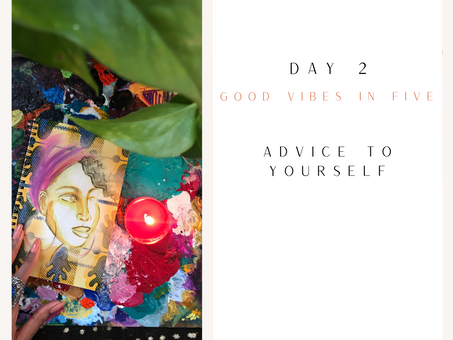 Day 2 | Good Vibes in Five