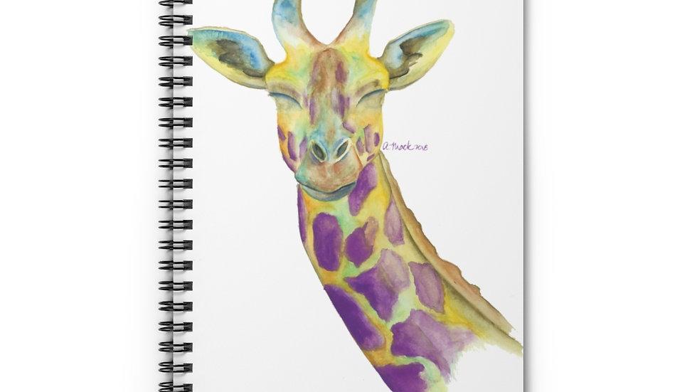 Giraffe - Journal - Ruled Line