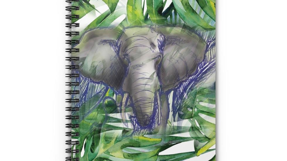 Elephant - Journal - Ruled Line