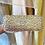 Thumbnail: Gold Swirl Crystal Clutch